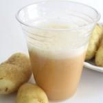 Картофельный сок при гастрите – принимаем правильно!