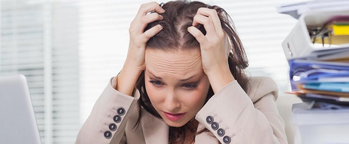 нервный гастрит у женщины